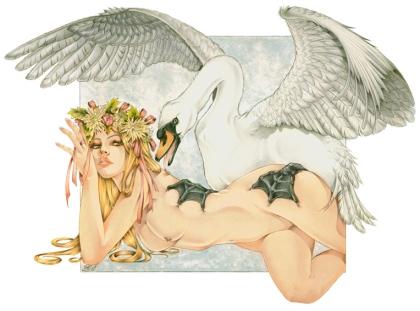Leda y el cisne 03